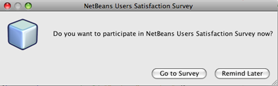 Bad Netbeans!